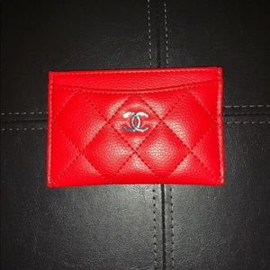Chanel Card Holder VIP Gift